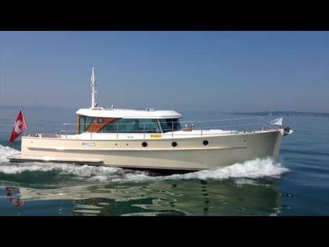 Serious Yachts Gently 36' Sport Hardtop Gently 40' Lausanne