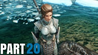 Lets Play Skyrim 2016 - 400+ Mods Edition ***Part 20*** 1080p 60FPS (5 Years Of Skyrim)
