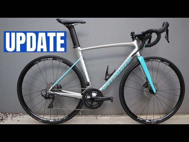 Road Bike Giveaway to a Subscriber (Quick Update)