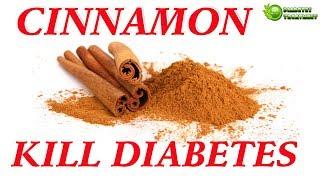 Cinnamon Benefits for Diabetes Type 2 - Cinnamon Treatment Sucess for Diabetes Type 2