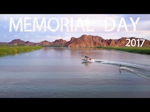 Memorial Day Lake Martinez 2017