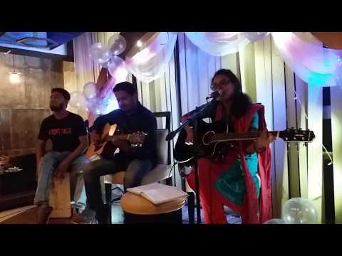 fule-fule-dhole-dhole-|-moumi-|-rabindra-sangeet-|-c-minor-music-cafe