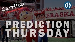 Carriker Chronicles: Four keys and Adam's prediction for the Huskers' Big Ten opener against Rutgers