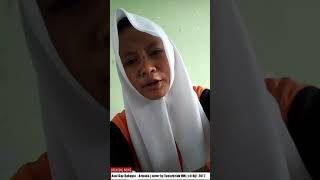 Asal Kau Bahagia - Armada   cover by Tumardziah MN   xii tkj1 2017