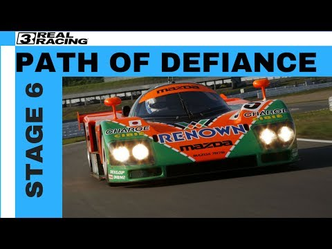 REAL RACING 3: PATH OF DEFIANCE STAGE 6