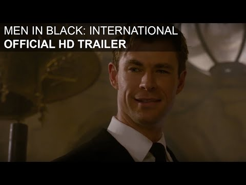 Men in Black: International - HD Trailer