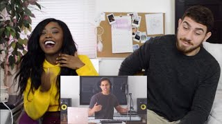 Alex Aiono One Dance X Hasta el Amanecer Mashup Reaction