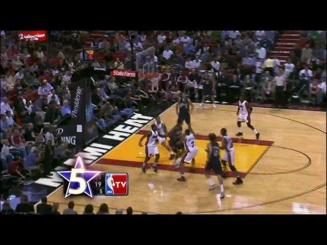 Top 10 Moves Of the 2009 NBA Season