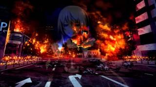 Guilty Crown Lost Christmas visual novel demo