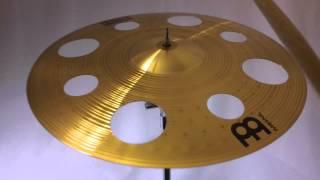 "Meinl HCS Trash Crash Cymbal 16"""