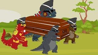 Godzilla & Kong: DESPACITO - Coffin Dance Song Meme Cover