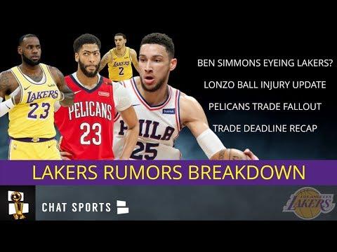 lakers-rumors:-ben-simmons-to-la?-lonzo-ball-injury-update,-&-lakers'-buyout-candidates