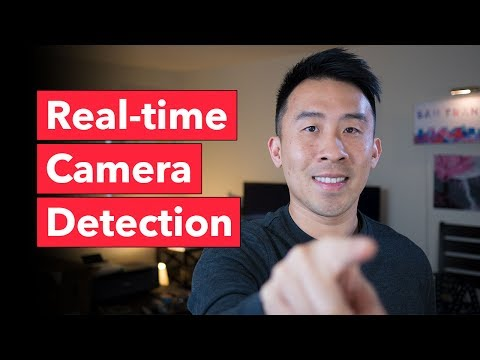 CoreML: Real Time Camera Object Detection with Machine Learn
