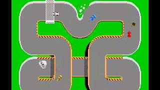 Super Sprint - High Score Run by Davideo7 - User video