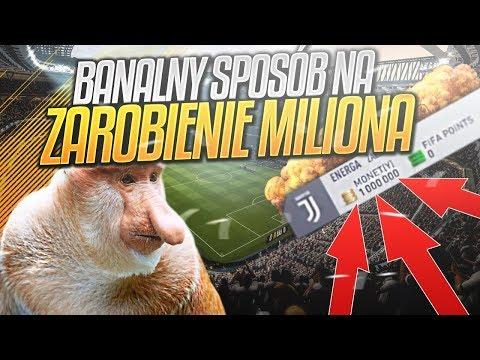BANALNY SPOSÓB NA ZAROBIENIE MILIONA - FIFA 18