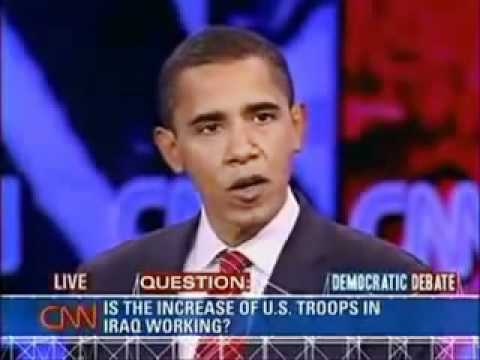 Ron Paul - Correctly Predicts President Obama Lie