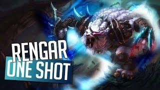 ONE SHOT RENGAR - NEW RECORD (0.00)