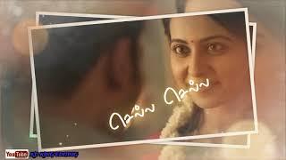 Chinna Chinna Kannasaivil, Un Adimai Agava,// SONG//STATUS