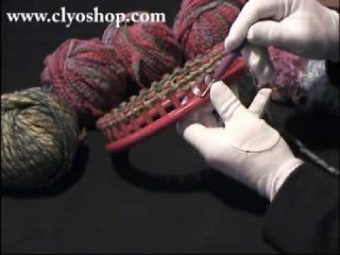 Tricotin n 4 comment demarrer un projet au tricotin - Comment terminer un tricotin ...