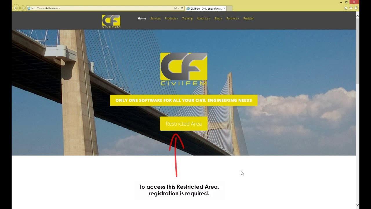 Download CivilFEM v12 for ANSYS - getintopc.com