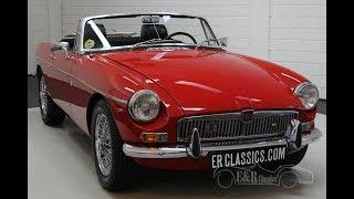 MG B Cabriolet 1972 -VIDEO- www.ERclassics.com