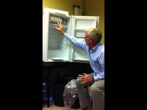 Finance Guy Defrosts Freezer, Part 1
