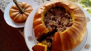 """Армянское национальное блюдо """"Хапама"""", Armenian national dish """"Hapama"""""""