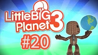 Little Big Planet 3 #20 - Lisa Simpson?! (Deutsch/Let's Play Together/60FPS)
