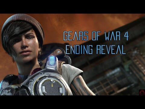 SPOILERS: Gears 4 Ending Revelation Explained and How It Proves a Major Fan Theory