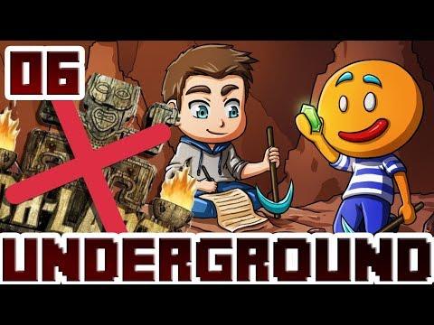 Minecraft Underground #6 Koh Lanta annulé