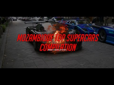 Mozambique top Supercars compilation