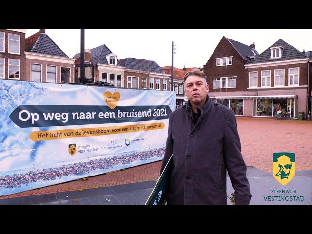 Steenwijk Vestingstad zet Mantelzorgnetwerk Steenwijkerland in het zonnetje