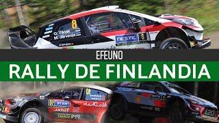 Mi primer rally - WRC Rally de Finlandia 2018 | Efeuno