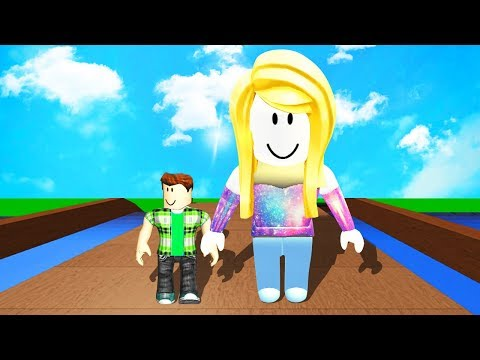 MY GIRLFRIEND ADOPTED ME! (Roblox)