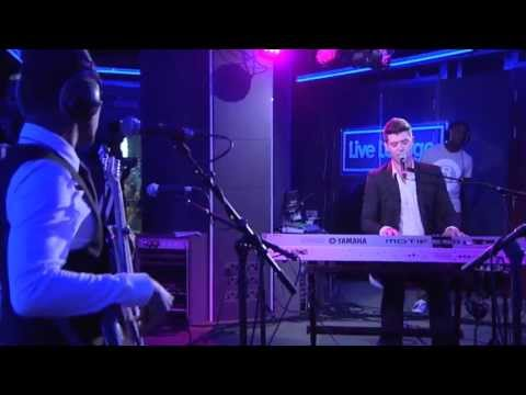 Robin Thicke - Dreamworld in the Live Lounge