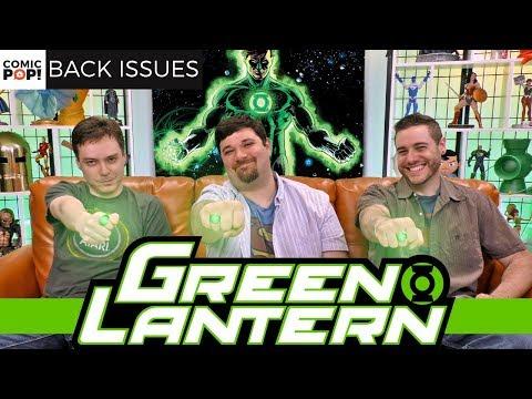Hal Jordan Becomes Green Lantern | Green Lantern: Emerald Dawn | Back Issues