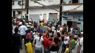Bruzual. Parroquia El Valle, Caracas.