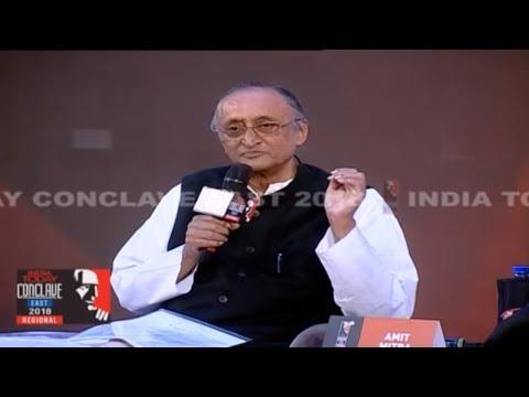 WB Finance Min, Amit Misra Slams Modi Govt Over Its Economic Policies | IT Conclave East 2018
