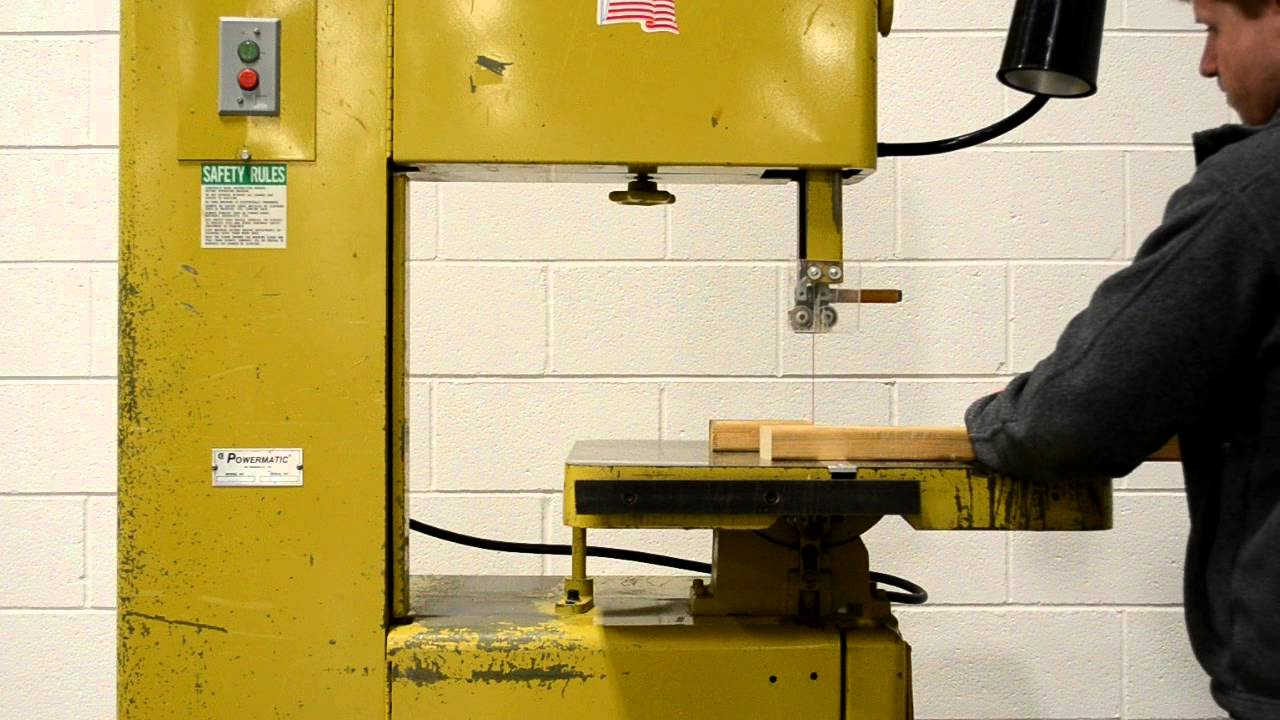 Powermatic Model 81 Bandsaw Manual