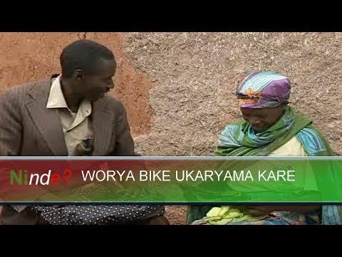 Ninde Burundi WORYA BIKE UKARYAMA KARE
