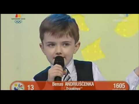 """Benas Andriuščenka """"Traukinys"""""""