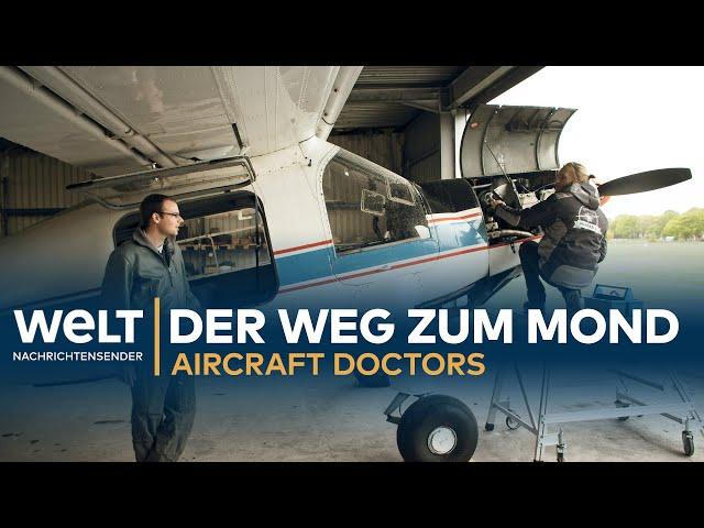 Aircraft Doctors - Der Weg zum Mond (Teil 8)