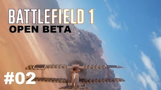 Battlefield 1 - Open Beta - Sniper, Fliegen und mehr - Gameplay Deutsch #02
