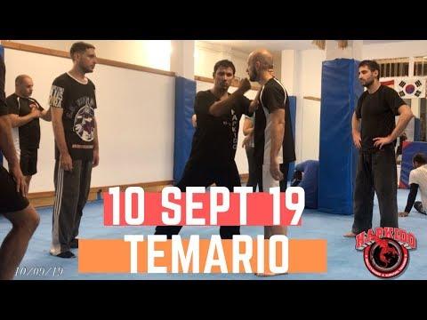 Hapkido Figueres, 10 de Septiembre 2019