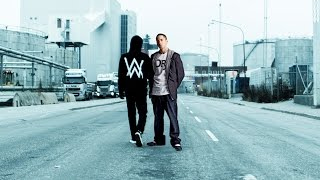 Alan Walker - Alone vs. Eminem – Soldier (DJDiSON Mashup)