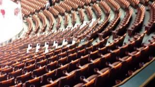 Video tour of the Honda Center