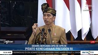 (Full) Pidato Luar Biasa Presiden Jokowi di Sidang Bersama DPD - DPR RI 2019