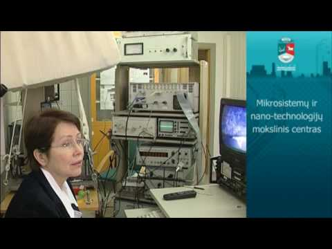 KTU Mikrosistemų ir nano-technologijų mokslinis centras