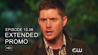 Supernatural 10x06 Extended Promo - Ask Jeeves [HD]