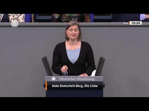 Anke Domscheit-Berg, DIE LINKE: Aus Worten der Gewalt dürfen nicht Taten der Gewalt werden